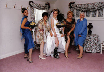 Weddingankle